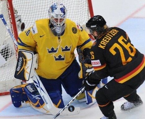 Eishockey-Nationalspieler Kreutzer feiert Karriereende