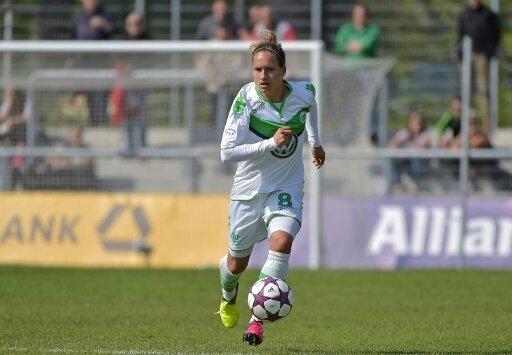Babett Peter fehlt den DFB-Frauen verletzungsbedingt
