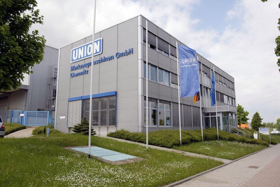 Werkzeugmaschinenbauer Union Chemnitz steht offenbar vor dem Aus