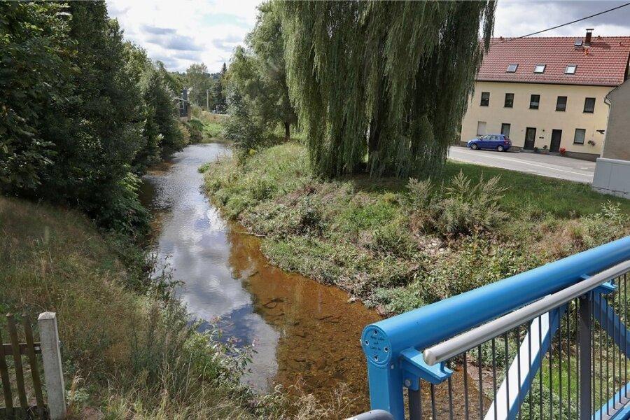 Ob, und wenn ja, wann Hochwasserschutzmaßnahmen am Lungwitzbach durchgeführt werden, ist noch immer unklar.