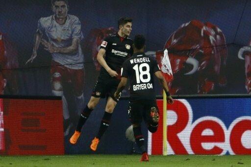 Leverkusen luchst Leipzig Rang vier ab