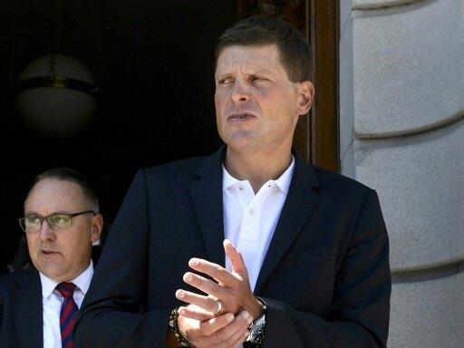 Jan Ullrich wurde von der Polizei vorläufig festgenommen