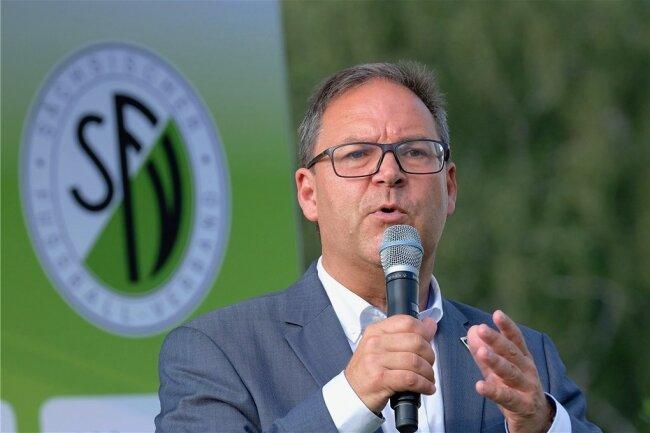 Hermann Winkler - Präsident des NOFV