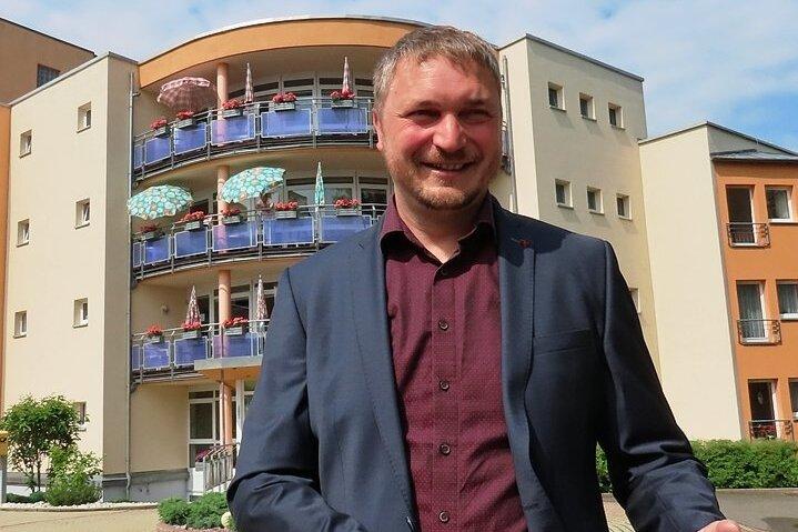 Marcel Strobel ist jetzt Chef von 68 Mitarbeitern.