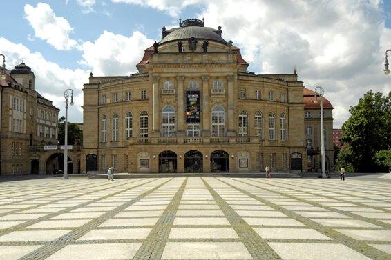 Reaktion gegen Rechts: Theater Chemnitz spielen «Weiße Rose»