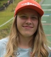Jenny Nowak - Deutsche Meisterin in der NordischenKombination