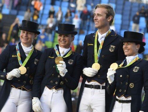 Theodorescu betreut die deutsche Dressur-Equipe weiter