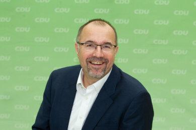 Steffen Zenner (CDU) will Oberbürgermeister von Plauen werden.
