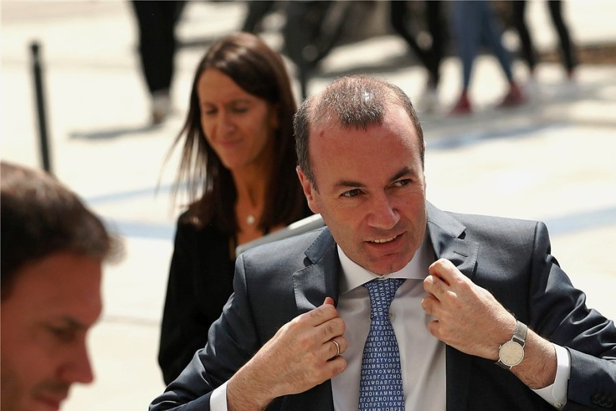 Wird Manfred Weber (CSU), der Spitzenkandidat der Europäischen Volkspartei, wie erhofft neuer Chef der EU-Kommission? Die Staats- und Regierungschefs müssen einen Vorschlag unterbreiten.