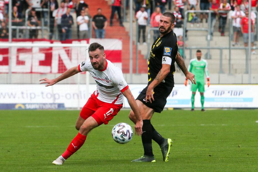 Sachsenpokal: Schweres Los für den FSV Zwickau