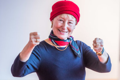 """Ingrid Mössinger, ehemalige Generaldirektorin der Kunstsammlungen: """"Chemnitz holt den Titel, weil sie schon eine Kulturhauptstadt ist und weil der Titel Europa in diese Stadt bringen kann."""""""