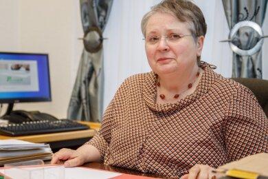 Seit 30 Jahren im Amt: Notarin Gerlinde Gahlert.