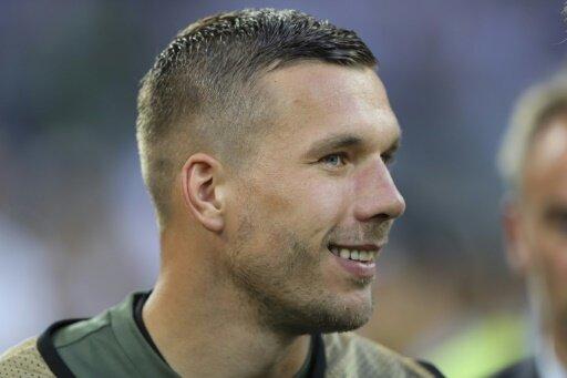 Lukas Podolski wird am Mittwoch offiziell verabschiedet