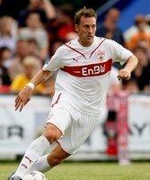 Jan Simak steht beim VfB Stuttgart vor dem Aus
