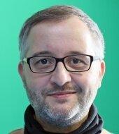 Silvio Handrick - Leiter der Theaterpädagogik in Zwickau