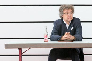 Matthias Moosdorf sieht sich weiter als rechtmäßig gewählten Direktkandidaten der AfD an.