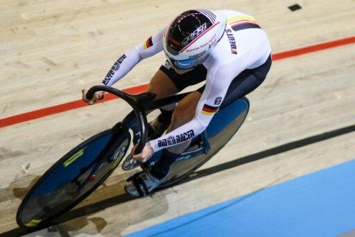 Welte ist neue deutsche Bandrad-Meisterin im Sprint