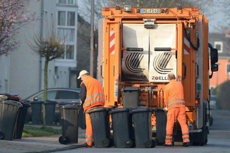 Schwierige Suche nach neuen Müllautos