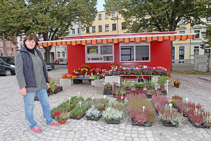 Parkverbot für Händler auf dem Zwickauer Neumarkt