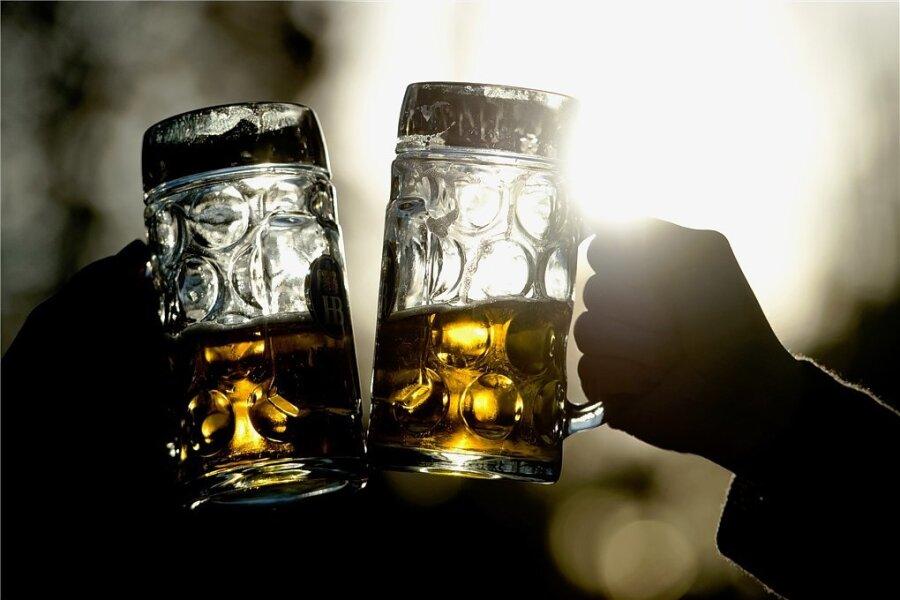 Pfingsten im Biergarten: Im Vogtland könnte das möglich sein, bleibt die Inzidenz weiter unter 100.