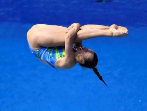 Tina Punzel gewinnt zwei weitere Bronzemedaillen