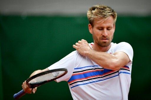 Peter Gojowczyk ist bei den US Open direkt ausgeschieden