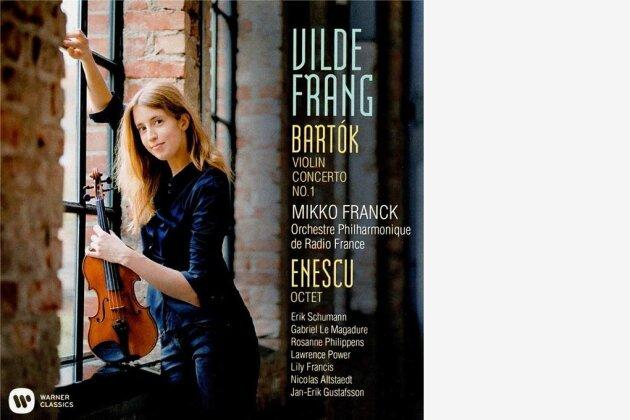 Vilde Frang mit Béla Bartóks erstem Violinkonzert und Enescus Oktett für Streicher