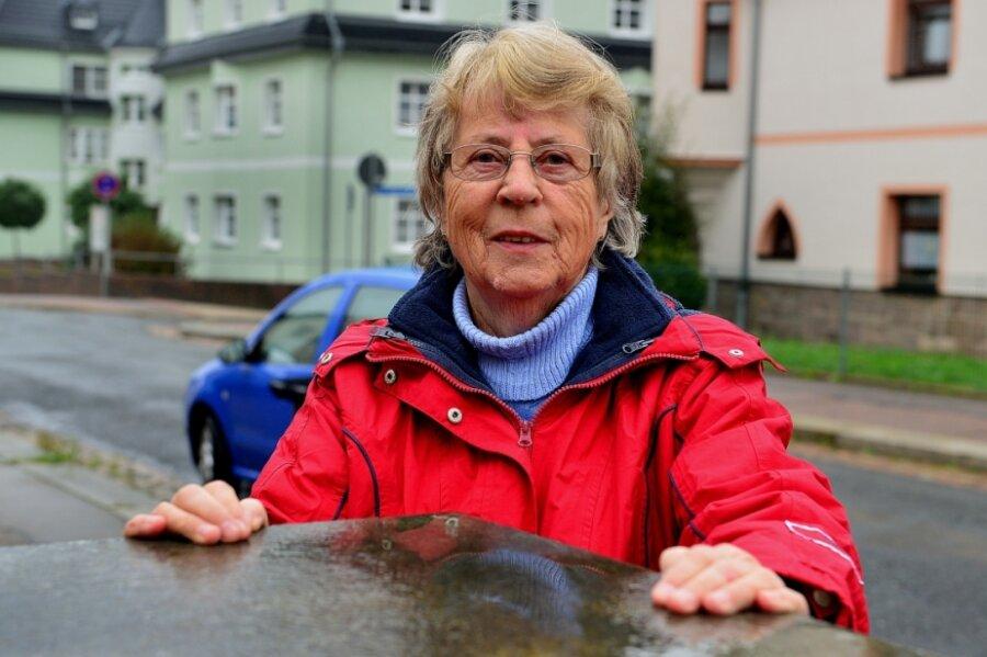 Edith Starke war 37 Jahre lang Stadträtin in Mittweida. Nun hat sie das Gremium verlassen.