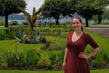 Tabea Müllers Wettbewerbsprojekt ist auf der Landesgartenschau in Überlingen am Bodensee zu sehen.