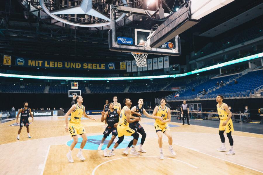 Zu wenig Treffer von außen: Niners verlieren bei Alba Berlin