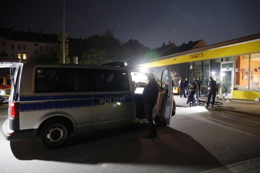 Gewalttätiger Streit auf dem Chemnitzer Sonnenberg - zwei Männer durch Stiche verletzt