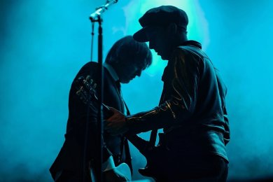 The Libertines im Konzert.