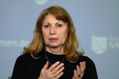 PetraKöpping (SPD) - SächsischeSozialministerin