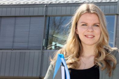 Sarah Deterling - Promovendin