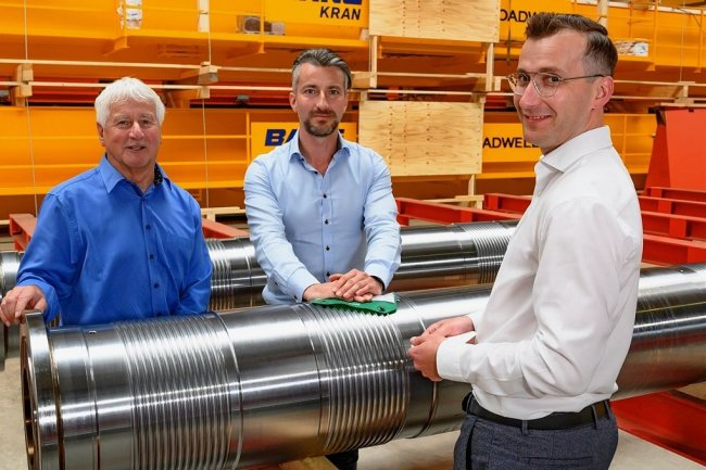 Werner, Christoph und Marcus Bang aus Oelsnitz