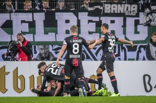 5:0 - Bayer Leverkusen schießt die Borussia ab