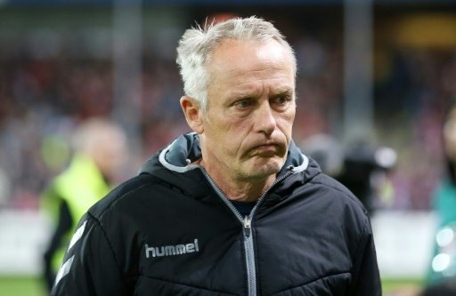 Pokal-Aus für Freiburg und Trainer Christian Streich