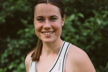 Sandra Wolff managt ein Fitnessstudio in Freiberg. Zu motivieren, gehört zu ihrem Job.