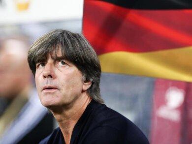 Fürchtet keinen Qualitätsverlust, wenn die Nationalmannschaft nach der Corona-Pause wieder Spiele bestreiten darf: Joachim Löw.