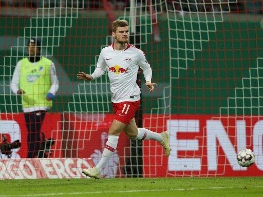 Timo Werner trifft gegen Hoffenheim doppelt