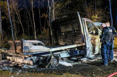 Eine Serie von Autobränden und Einbrüchen in Restaurants hatte Schneeberger seit Sommer 2019 in Atem gehalten.
