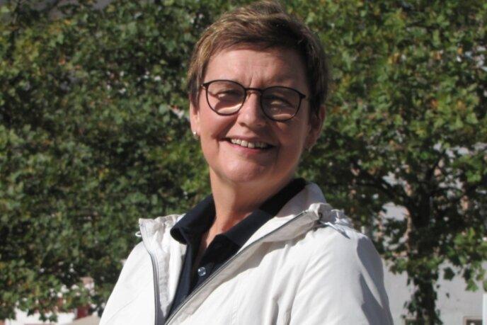 Birgit Lietz ist die Chefin des Heimat- und Kulturvereins.