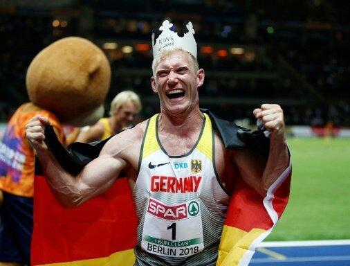 Europameister Arthur Abele startet in Talence