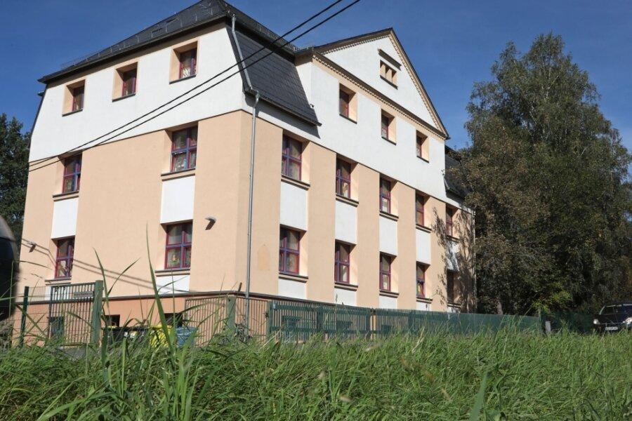 """Eines von vier Vorhaben der Gemeinde St. Egidien, die nach langer Wartezeit jetzt umgesetzt werden sollen: In derKita """"Kinderwelt"""" sind 24 neue Krippenplätze geplant."""
