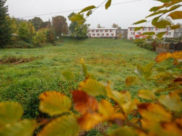 Nahe des Altenhilfezentrums plant das DRK weitere Häuser.