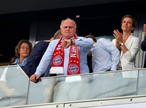 Uli Hoeneß will bei Bayern München alles analysieren
