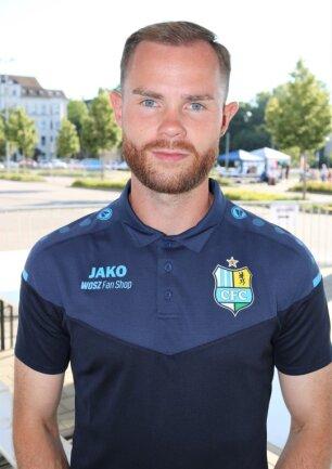 CFC-Kapitän Tobias Müller