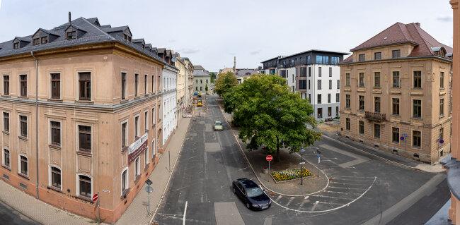 Der Reichenbacher Solbrigplatz soll schöner werden.