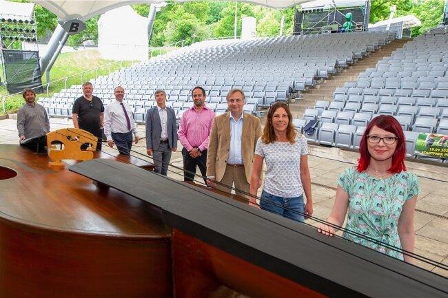 Wer oder was am 19. September die erste Geige im Stadtpark spielen wird, ist klar: die Musik. Darauf freuen sich die zahlreichen Veranstalter und Akteure schon sehr.