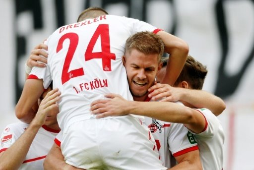 Der 1. FC Köln siegt auch dank eines Terodde-Treffers